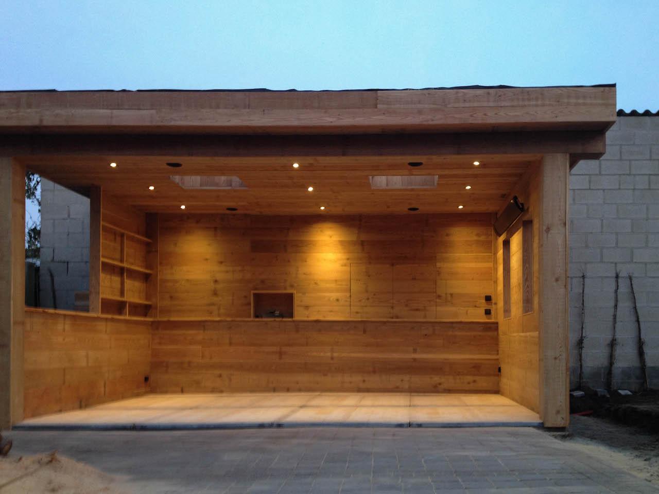 Infrarood Verwarming Garage : Franks tuinkamer treelife boomhutten tuinkamers buitenkeukens